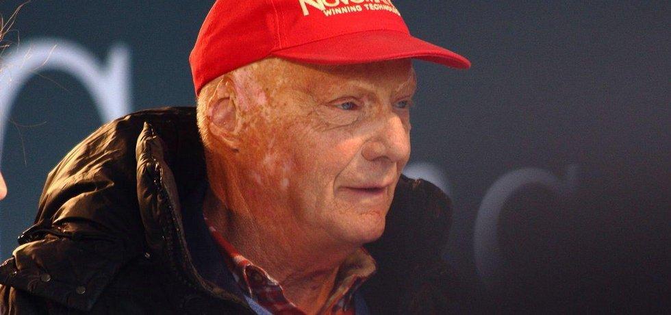 Zájemce o Air Berlin Niki Lauda