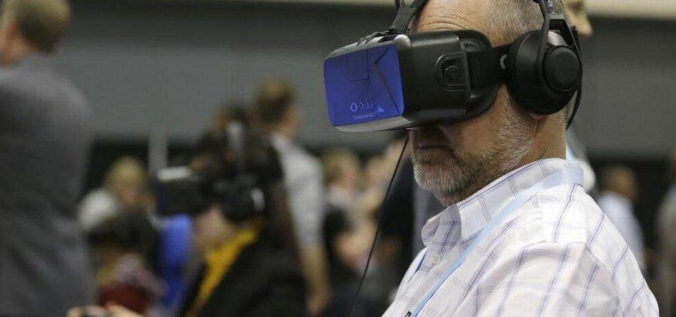 Brýle pro virtuální realitu Oculus