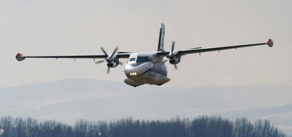 Kunovický L-410, ilustrační foto