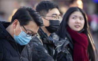Čínu ochromil koronavirus