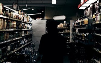 Obchod, krádež. Ilustrační foto.