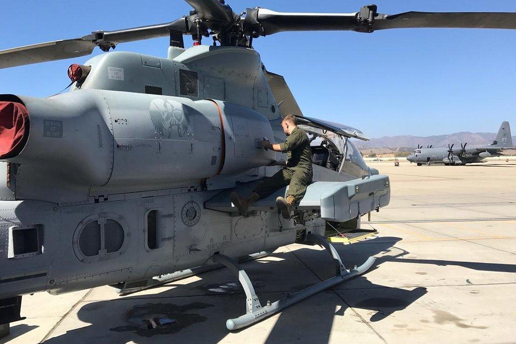 Kromě americké námořní pěchoty US Marine Corps je dalším potvrzeným uživatelem strojů Pákistán.