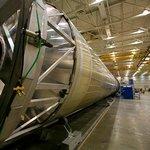 Palivová nádrž rakety Falcon 9