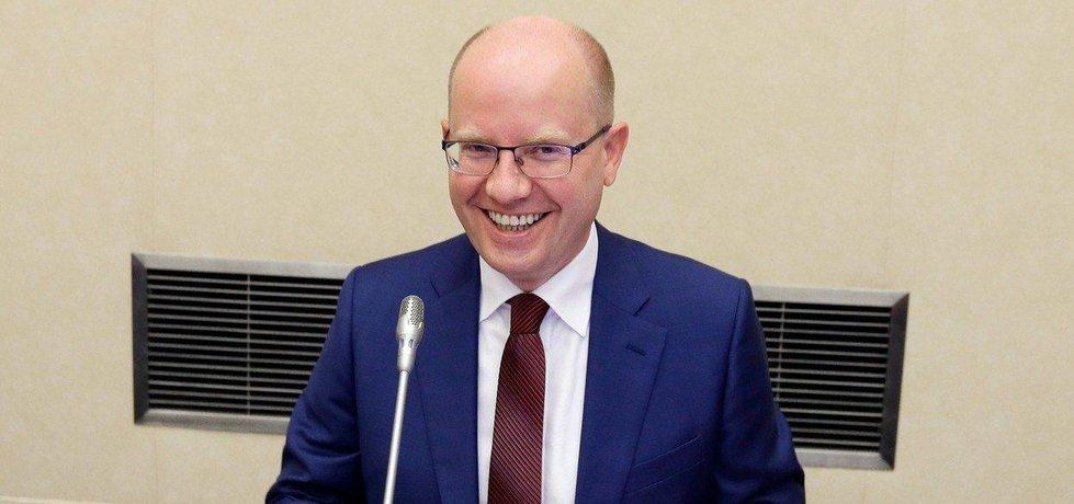 Bohuslav Sobotka