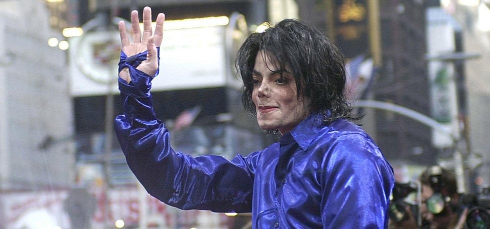 Michael Jackson (Zdroj: ČTK)