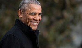 Končící prezident USA Barack Obama