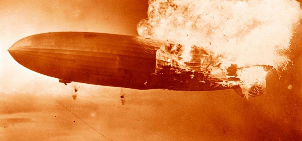 Spolu s Hindenburgem zanikla i jedna éra létání.