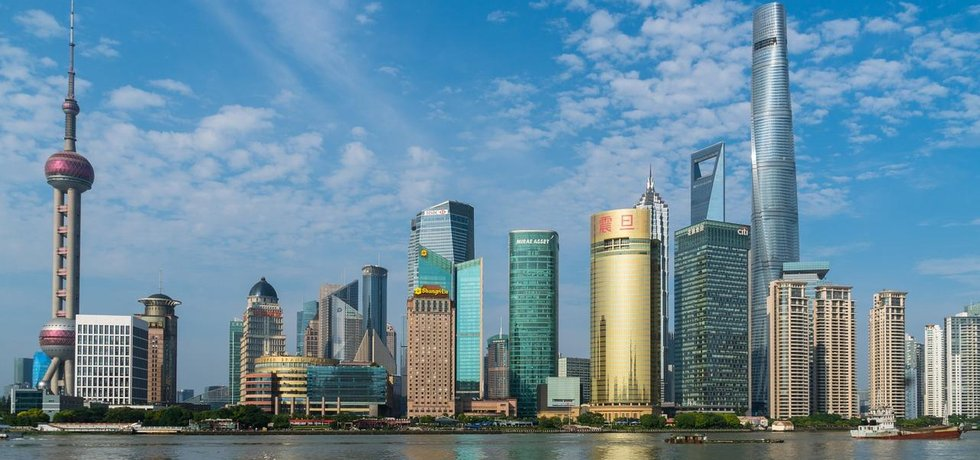 Šanghaj, ilustrační foto
