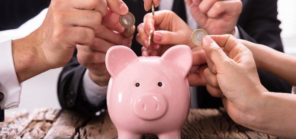 Crowdfunding - ilustrační foto
