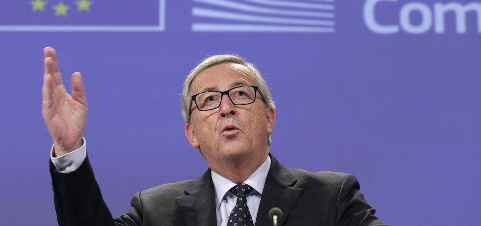 Předseda Evropské komise Jean-Claude Juncker (Zdroj: čtk)