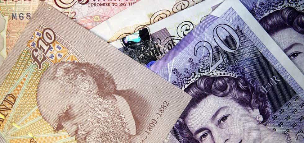 Obchod za tři miliardy liber, ilustrační foto
