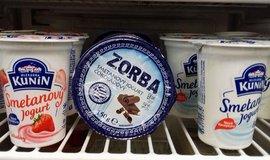 """Původ, nikoli typ. """"Řecký jogurt"""" bude muset být z Řecka. Čeští výrobci se tak pravděpodobně budou uchylovat k řeckým symbolům."""