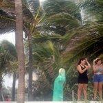 Irma ovlivňuje počasí na jihu Floridy