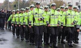 Jeden policista v Česku pečuje a chrání kolem 250 občanů.