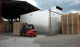 Firma Klaus Timber má ambici stát se největším výrobcem palet ve střední Evropě.