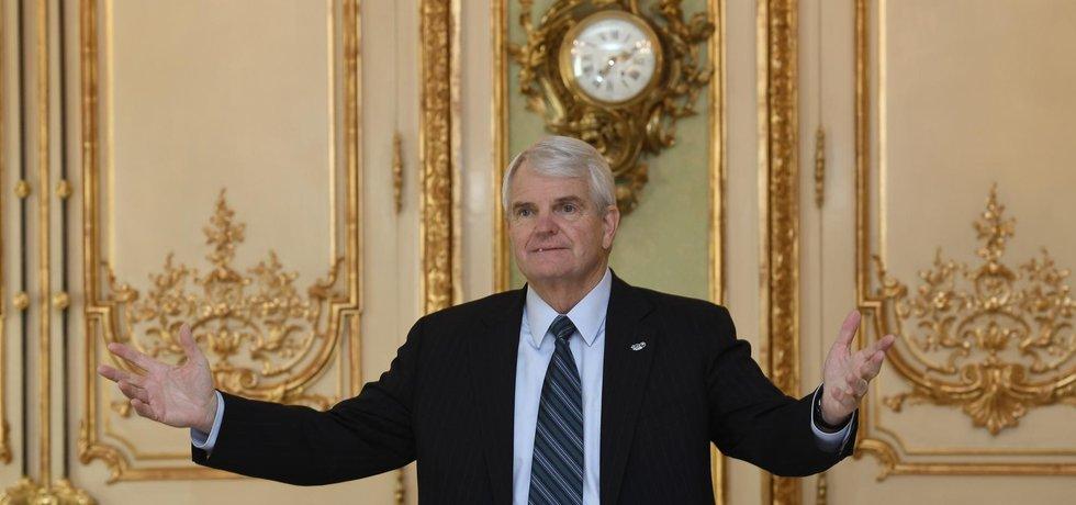 Nový americký velvyslanec v České republice Stephen King