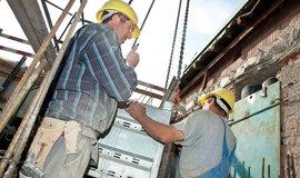 Dělníci v Rakousku - ilustrační foto