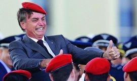 Nový brazilský prezident Jair Bolsonaro