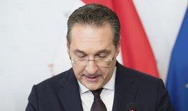 Vládní krize v Rakousku: Za videem stojí vídeňský právník, Strache podal trestní oznámení