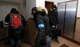 Zásah GIBS a policie v pražské advokátní kanceláři