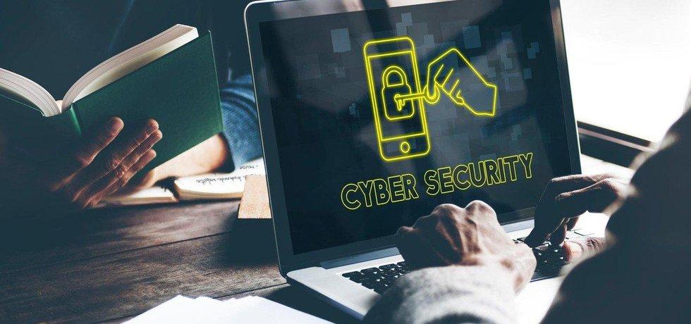 Kybernetická bezpečnost, ilustrační foto