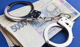 Finanční podvod - ilustrační foto