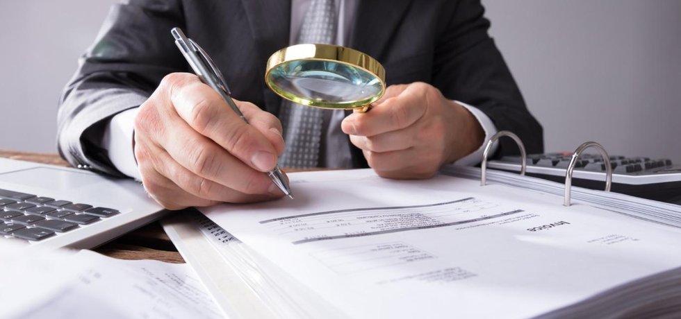 Transparentní účet - ilustrační foto