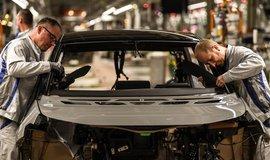 Výroba elektromobilů v Německu, ilustrační foto
