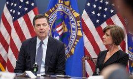 Ředitel FBI James Comey