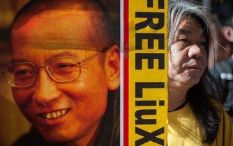 Čínský disident Liou Siao-po je na svobodě