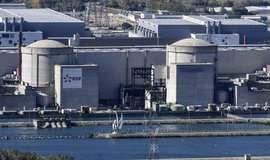 Francouzská jaderná elektrárna Tricastin, ilustrační foto