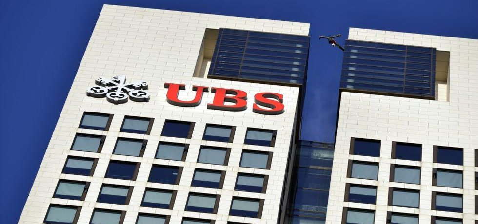 Banka UBS, ilustrační foto
