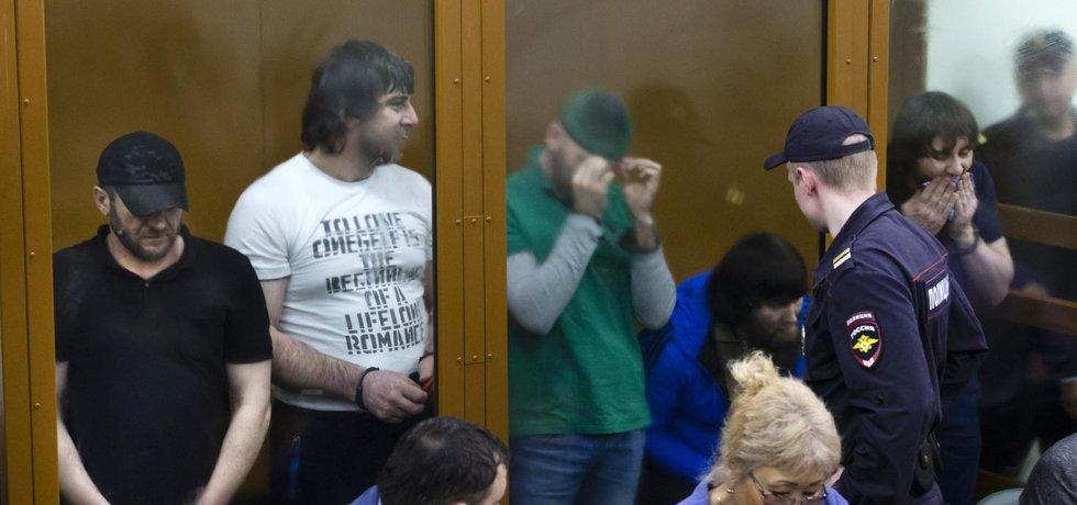 Vrazi ruského opozičního předáka Borise Němcova
