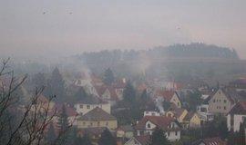 Smog, ilustrační foto