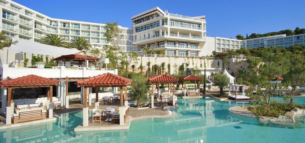 Chorvatský hotel Amfora z komplexu Sunčani Hvar