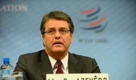 Nový šéf WTO Roberto Azevedo