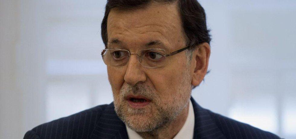Španělský premiér a předseda Lidové strany Marian Rajoy