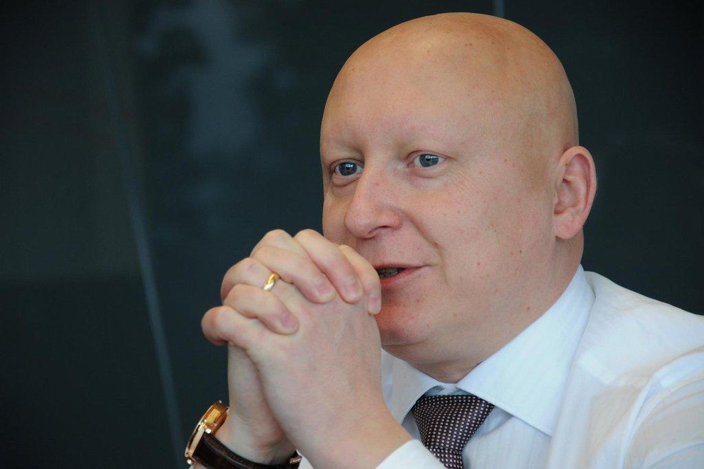 Šéf ČEZu Daniel Beneš