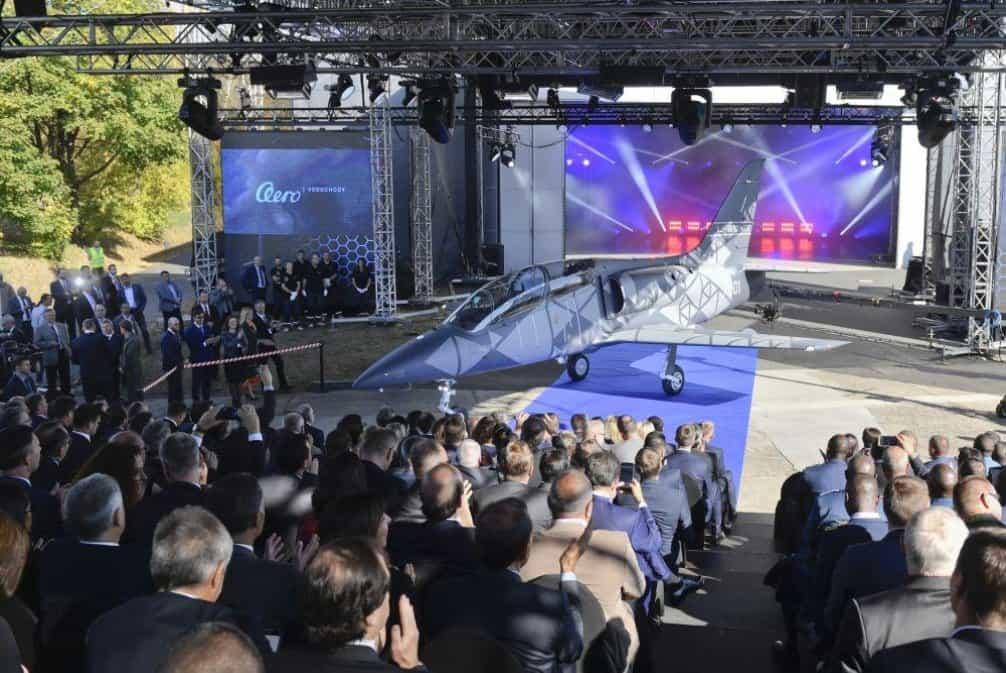 Nový letoun L-39NG