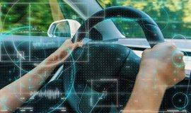Automobil a sběr dat, ilustrační foto