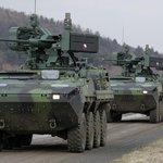 Nyní má armáda k dispozici 107 pandurů