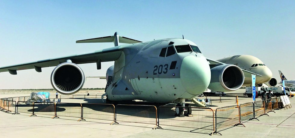 Dopravní letoun C-2