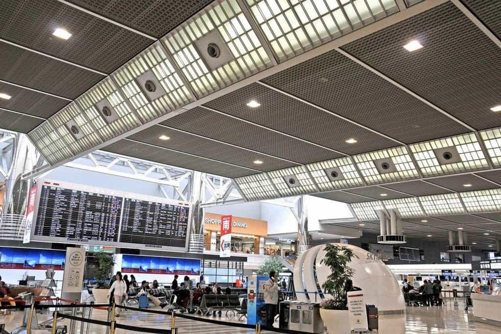 Na kterém letišti se nejlépe najíte? Za nejvyšší kvalitou musíte do Asie