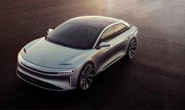 Elektromobil od Lucid Motors