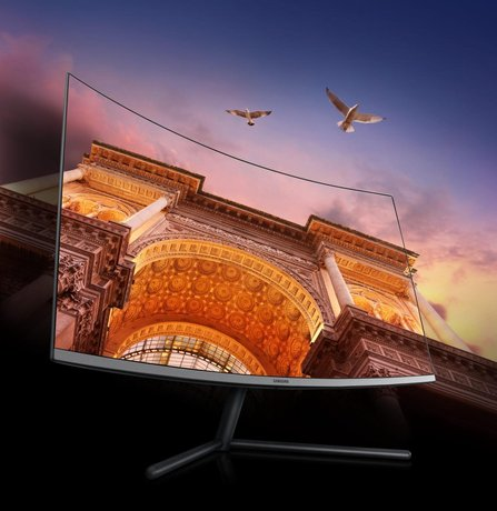 Samsung 4k rozlišení monitoru