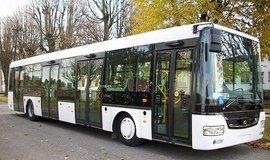 Autobus SOR NB12 City