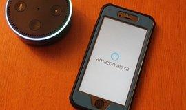 Alexa Echo Dot, ilustrační foto