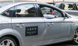Uber, ilustrační foto
