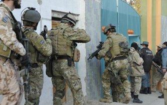 Česká 601. skupina v Afghánistánu