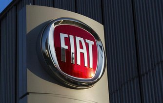Logo automobilky Fiat